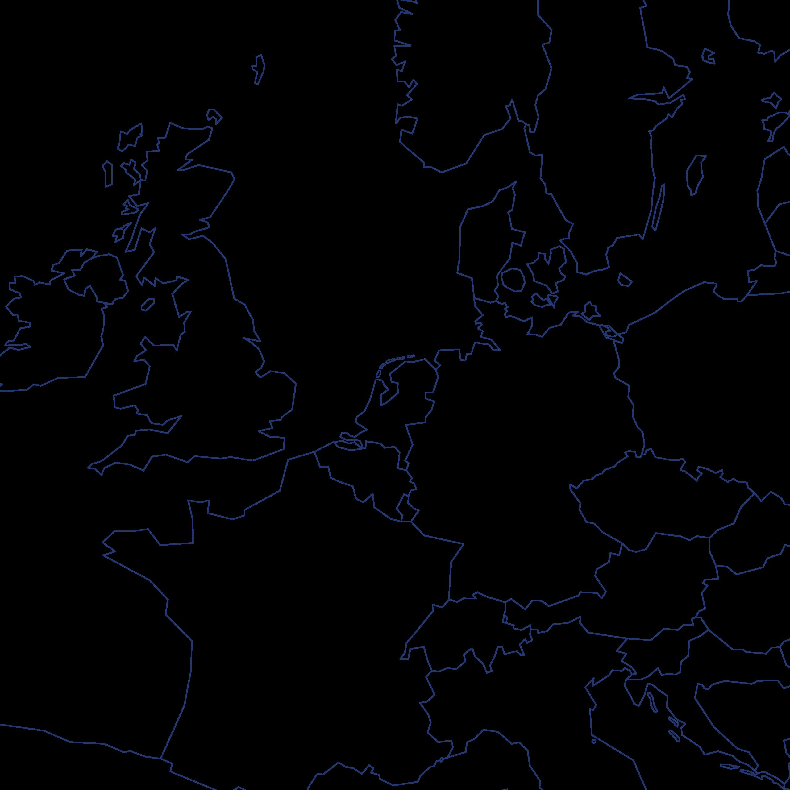 sealane eemshaven location map blue